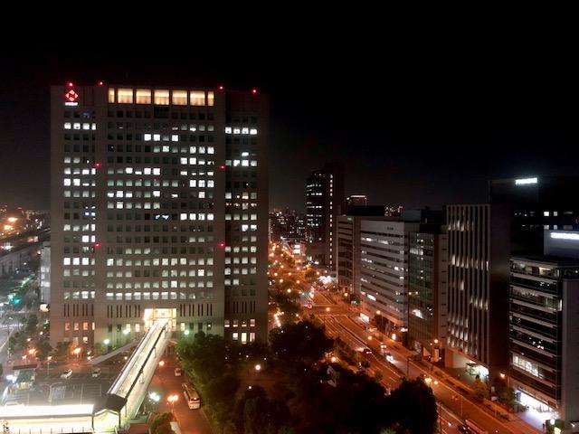 コートヤード新大阪ステーションの客室