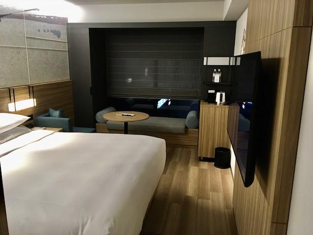 コートヤード大阪本町客室