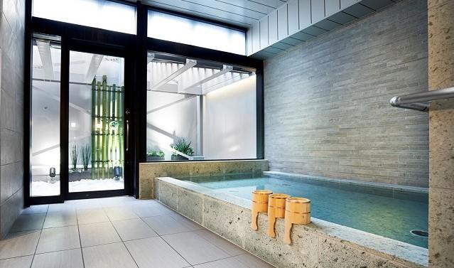 コートヤード大阪本町大浴場
