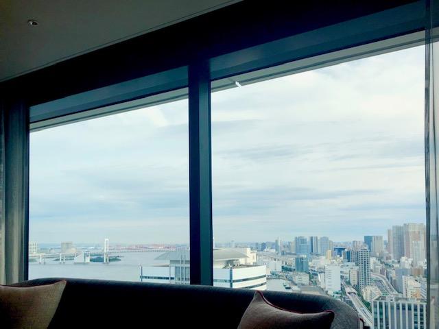 メズム東京の客室