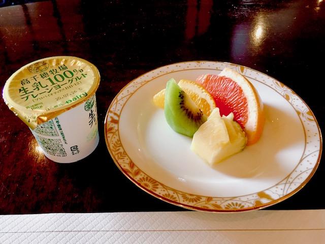 シェラトン都ホテル大阪朝食