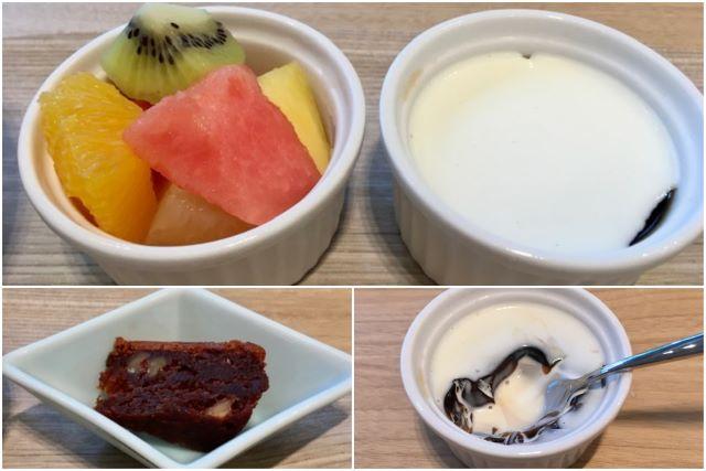 フェアフィールドバイマリオット大阪難波の朝食