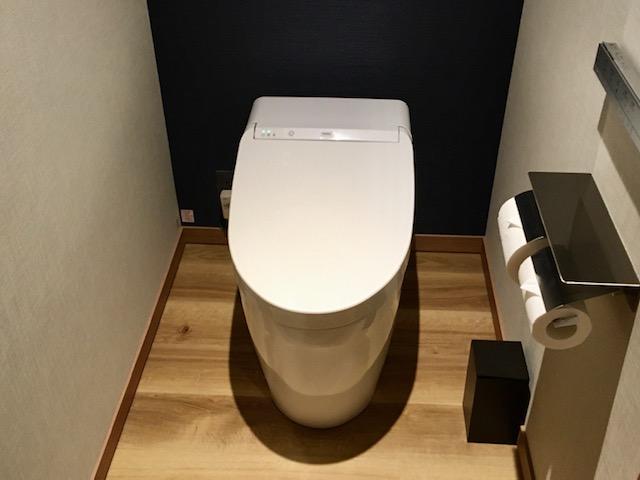 フェアフィールドバイマリオット大阪難波のトイレ