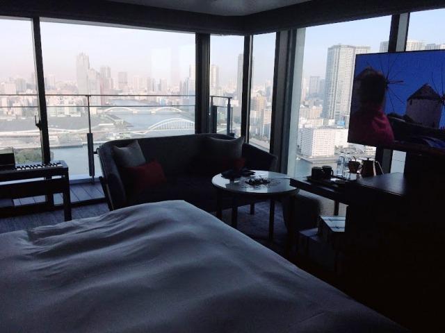 メズム東京の部屋