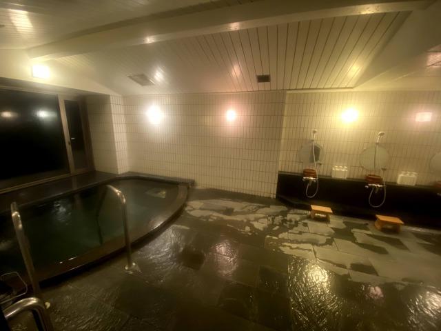 シェラトングランデ東京ベイ和室スイート貸切風呂
