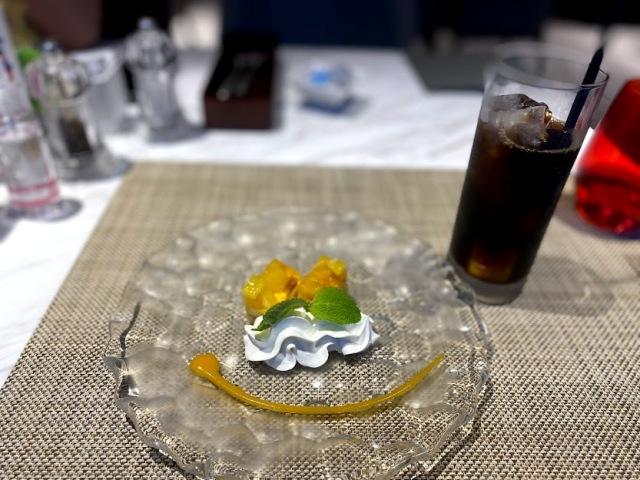 コートヤード大阪本町プラチナ特典エリートディナー